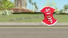 Retention Axe V1 for GTA San Andreas