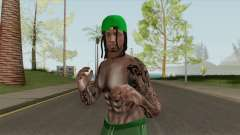 Skin Random 186 (Outfit Lowrider) for GTA San Andreas