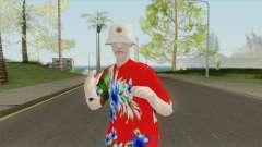 Maccer Skin V1 for GTA San Andreas
