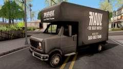 Mule GTA VC Xbox for GTA San Andreas