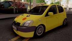Toyota Yaris Pokemon