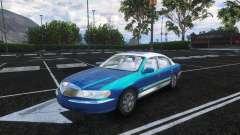 Lincoln Continental 2002 v1.0 for GTA 5