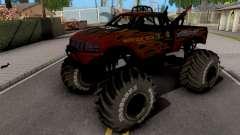 Monster Truck for GTA San Andreas