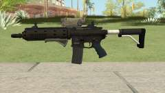 Carbine Rifle V2 (Tactical, Flashlight, Grip) for GTA San Andreas