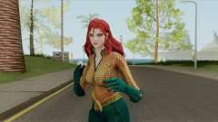 Aquawoman (Mera - Queen Of Atlantis) for GTA San Andreas