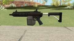 Carbine Rifle GTA V Flashlight (Box Clip) for GTA San Andreas