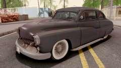 Mercury Eight Custom (9CM-72) 1949 HQLM for GTA San Andreas