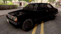 Chevrolet Chevette SL 1993 for GTA San Andreas