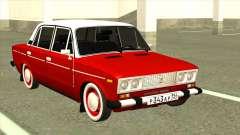 VAZ 2106 Retro Sedan for GTA San Andreas