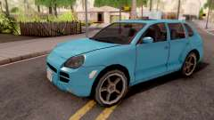 Porsche Cayenne 2006 for GTA San Andreas