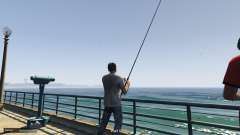 Fishing Mod for GTA 5