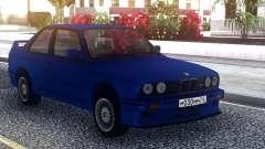 BMW M5 E30 Blue for GTA San Andreas