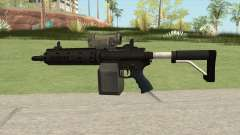 Carbine Rifle GTA V Tactical (Box Clip) for GTA San Andreas