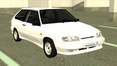 VAZ 2113 Drain White for GTA San Andreas
