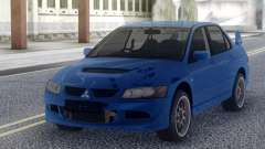 Mitsubishi Lancer Evolution VIII Classic for GTA San Andreas