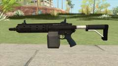 Vom Feuer Carbine Rifle GTA V Base (Box Clip) for GTA San Andreas