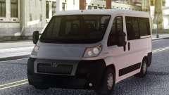 Peugeot Boxer Van for GTA San Andreas
