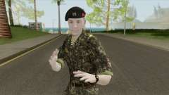 Marine Of The Russian Federation for GTA San Andreas