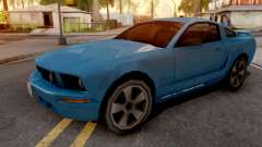 Ford Mustang GT 2008 for GTA San Andreas