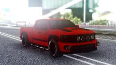 Chevrolet Silverado Sport for GTA San Andreas