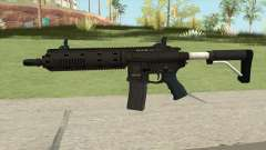 Carbine Rifle GTA V Flashlight (Default Clip) for GTA San Andreas