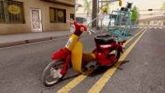 Honda Super Cub Business for GTA San Andreas