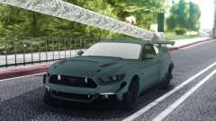 Ford Mustang GT Muscle for GTA San Andreas