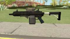 Carbine Rifle GTA V Box (Grip, Tactical) for GTA San Andreas