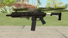 Carbine Rifle V3 (Tactical, Flashlight, Grip) for GTA San Andreas
