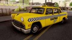 Kaufman Cab GTA VC Xbox for GTA San Andreas