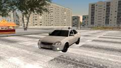 Lada Priora Oper Style for GTA San Andreas