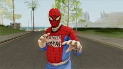 Spider-Man Unlimited Earth X for GTA San Andreas