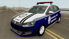Volkswagen Gol G6 (Guarda Civil) for GTA San Andreas