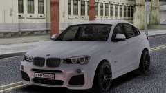 BMW X4 for GTA San Andreas