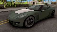 Invetero Coquette GTA 5 for GTA San Andreas
