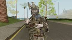 Ranger Veteran From Metro 2033 for GTA San Andreas