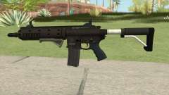 Carbine Rifle GTA V Grip (Deafult Clip) for GTA San Andreas