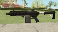 Carbine Rifle GTA V Grip (Box Clip) for GTA San Andreas