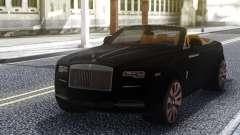 Rolls-Royce Dawn Black for GTA San Andreas