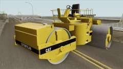 Caterpillar Road Roller for GTA San Andreas