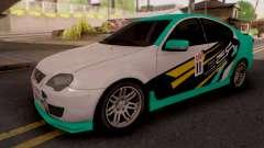 Proton Persona Elegance Petronas Edition for GTA San Andreas
