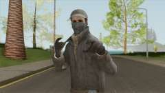 Czech Resistance V4 (CoD: MW 3) for GTA San Andreas