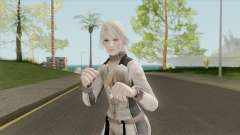 Christie Battlesuit Reskinned (Breast Physics) for GTA San Andreas