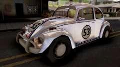 Volkswagen Beetle Sport for GTA San Andreas