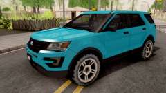 Ford Explorer 2016 for GTA San Andreas