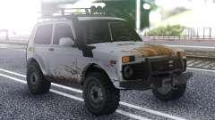Niva 2121 Offroad 4x4 for GTA San Andreas