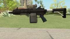 Carbine Rifle V1 (Tactical, Flashlight, Grip) for GTA San Andreas