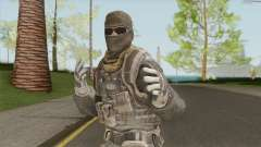 The Damned 33rd Soldier V1 (Spec Ops: The Line) for GTA San Andreas