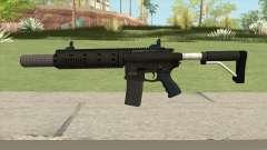 Carbine Rifle GTA V Silenced (Default Clip) for GTA San Andreas