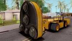 GTA V HVY Cutter v2 for GTA San Andreas